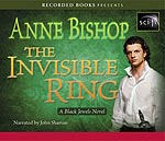 The Invisible Ring, library edition audio book